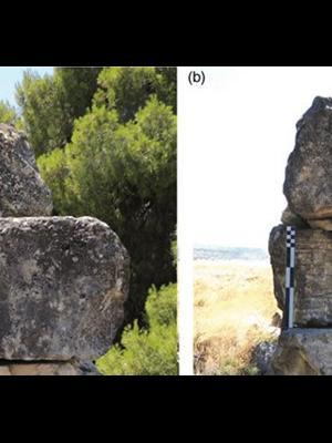 Βρέθηκαν στοιχεία για αρχαιοελληνικό ανυψωτικό μηχανισμό πριν την εφεύρεση του γερανού