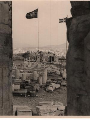 Πώς αποτύπωσαν την Αθήνα στην περίοδο της Κατοχής οι ίδιοι οι κατακτητές