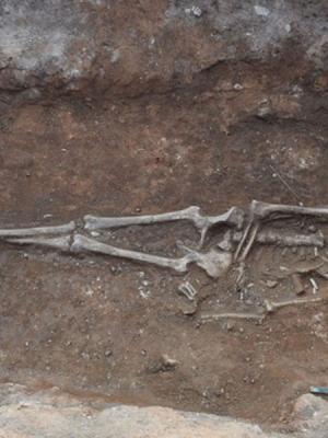Εντυπωσιακός ασύλητος τάφος στην Κοζάνη