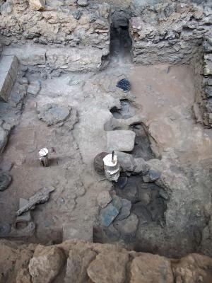 Μοναδικά ευρήματα από την προϊστορική πόλη του Ακρωτηρίου Θήρας