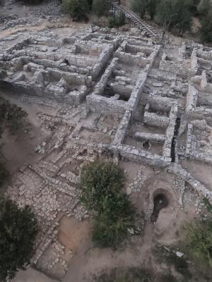 Αποκάλυψη σημαντικού ιερού στη Ζώμινθο, το παλάτι μιας υψηλής κοινωνίας
