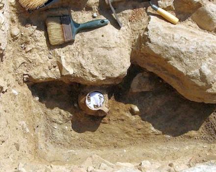 Ανακαλύφθηκε αγγείο που χρησιμοποιήθηκε ως κατάρα στην αρχαία Αθήνα