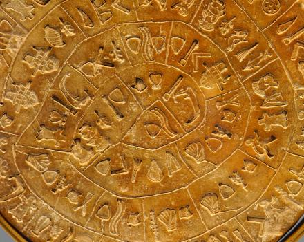 "Is it the voice of the ""Phaistos Disc"" that was heard again?"
