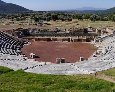 "How does ancient Messene ""sound""?"