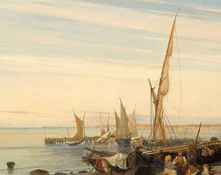 Konstantinos Volanakis, the painter of the sea