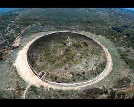 Αποκάλυψη θαμμένης πόλης δίπλα στον τύμβο Καστά στην Αμφίπολη