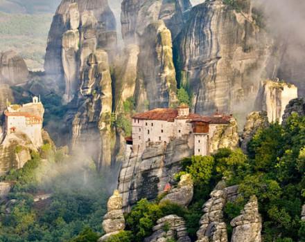 Μέρη στην Ελλάδα που φαίνονται εξωπραγματικά