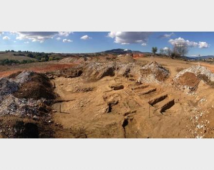 Πλήθος αρχαιολογικών ανακαλύψεων στη Β. Ελλάδα λόγω TAP